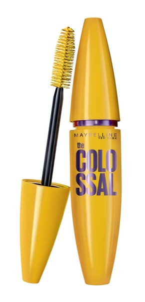 Mascara Maybelline New York Volum Express The Colossal Black, 10.7 ml